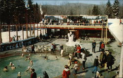 Mount Snow Vacations - Sauna Pool and Heated Sun Terrace