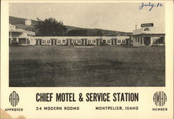 Chief Motel & Service Station