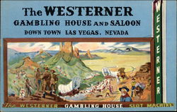 The Westerner Gambling House and Saloon - 23 Fremont Street