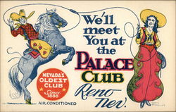 We'll Meet You at the Palace Club