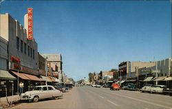 Street scene, Roswell, New Mexico