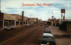 Tucumcari, New Mexico Postcard