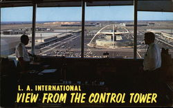 L.A. International - View from the control tower