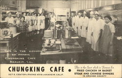 Chungking Cafe