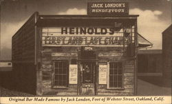 Heinold's First and Last Chance Bar