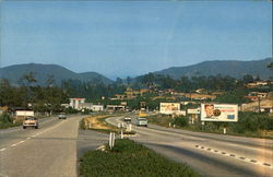 Vista, California