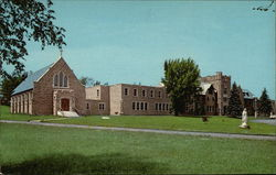 St. Columban's Preparatory Seminary Postcard