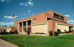 Otero County Court House Postcard