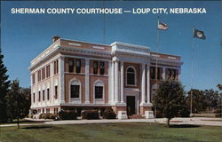 Sherman County Courthouse--Loup City, Nebraska