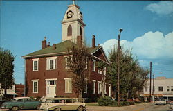 Old Todd County Courthouse