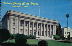 Solano County Court House
