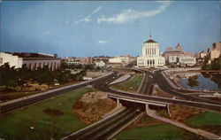 Super Highway, Civic Auditorium and Court House