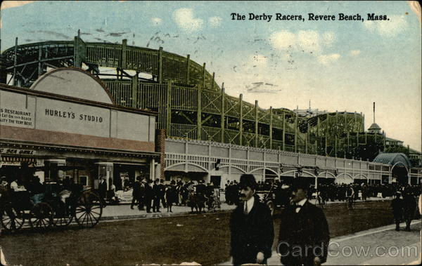 The Derby Racers Revere Beach Massachusetts