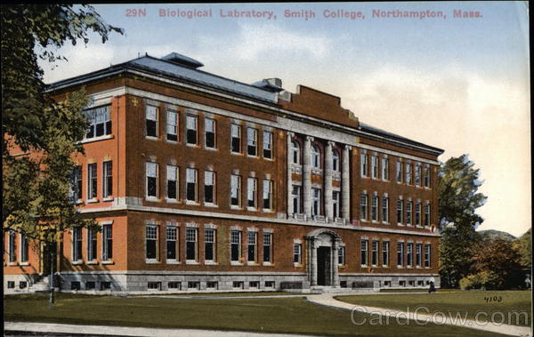 Biological Laboratory, Smith College Northampton Massachusetts