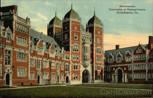 University of Pennsylvania - Dormitories Philadelphia