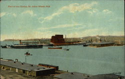 Part of the Docks