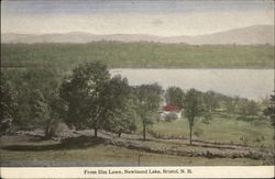 View from Elm Lawn, Newfound Lake