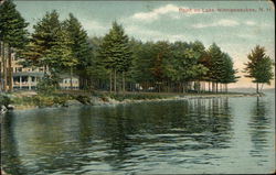 Point on Lake Winnipesaukee