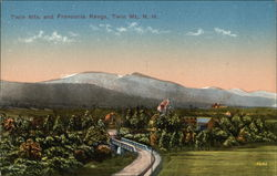 Twin Mountains and Franconia Range