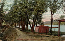 Wachusett Lake and Park