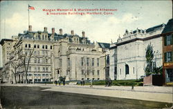 Morgan Memorial & Wardsworth Atheneum & Insurance Buildings