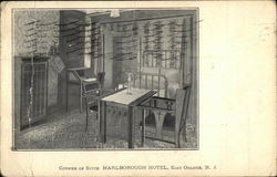 Corner of Suite, Marlborough Hotel