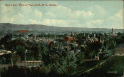 Looking South at Waterford, New York