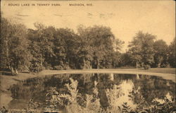 Round Lake in Tenney Park