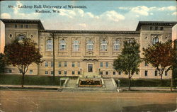Lalthrop Hall at University of Wisconsin
