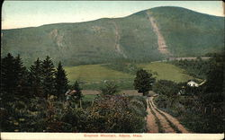 Scenic View of Greylock Mountain
