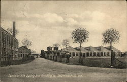 Dominion Silk Dyeing and Finishing Company Postcard