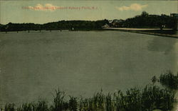 Deal Lake, Looking Toward Asbury Park