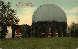 The Observatory, University of Virginia