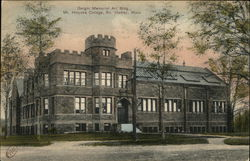 Dwight Memorial Art Building at Mt. Holyoke College
