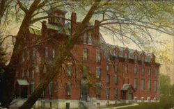 Allegheny College - Hullings Hall