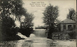 Upper Lake Falls at Mount Holyoke College
