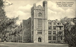 Cornelia Clapp Laboratory at Mount Holyoke college