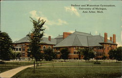 Barbour and Waterman Gymnasium at University of Michigan