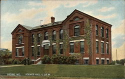 Holmes Hall, University of Maine