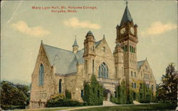 Mt. Holyoke College - Mary Lyon Hall