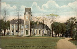 Memorial Hall, Colby College