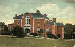 The Gymnasium at Holyoke College
