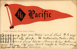 Pacific University Banner