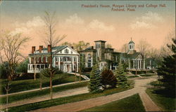President's House, Morgan Library and College Hall