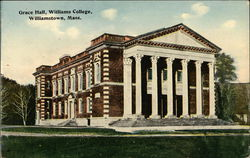 Grace Hall, Williams College