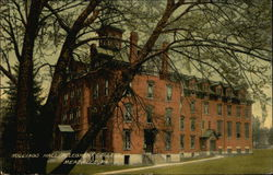Hullings Hall at Allegheny College