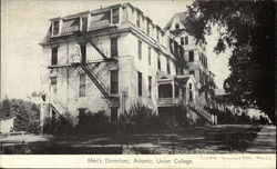 Men's Dormitory at Atlantic Union College