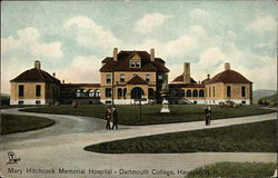 Dartmouth College - Mary Hitchcock Memorial Hospital