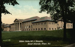 Goldwin Smiths, Hall of Humanities - Cornell University