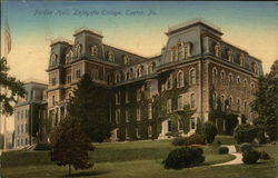 Lafayette College - Pardee Hall